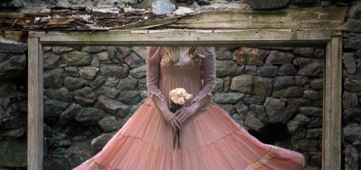 The Rose Girl by Julie Belton Photography